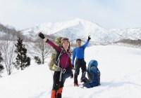 雪洞訓練 和田牧場