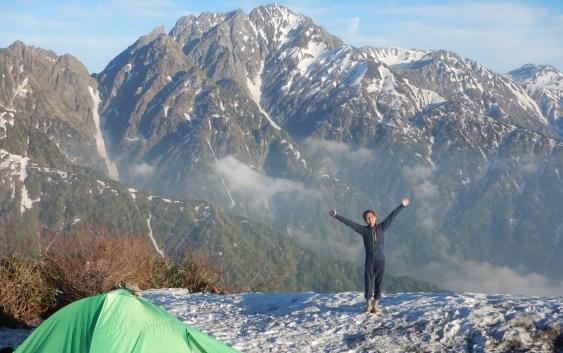 大猫山(2,070m)猫又山(2,378m)