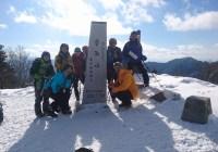 冬合宿D 雲取山