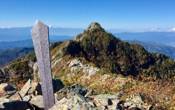 鋸岳(2,685m)・甲斐駒ケ岳(2,697m)