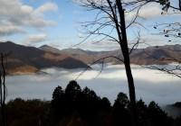 小津権現山(1,158m)~花房山(1,189m)