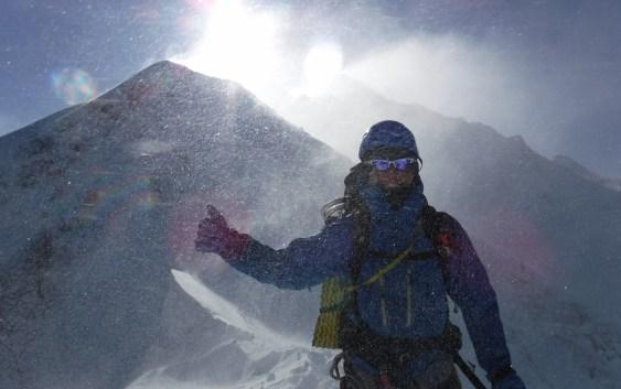西穂高岳(2,909m)北西尾根