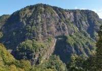 海谷三山(駒ケ岳1,487m・鬼ヶ面山1,591m・鋸山1,631m)
