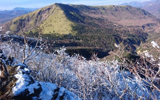 根子岳(2,207m)・四阿山(2,354m)