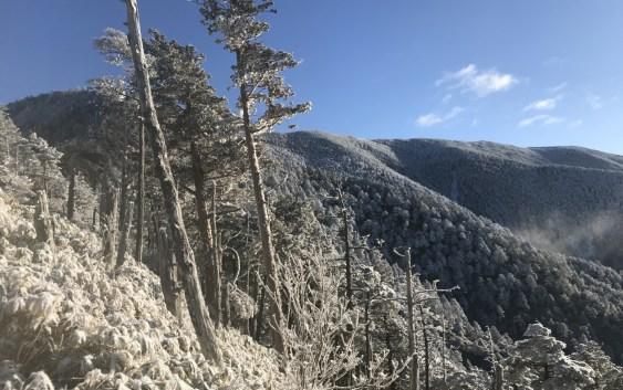 恵那山(前宮ルート)(2,191m)