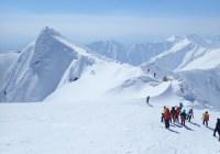 谷川岳(1,977m)