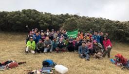 新入会員歓迎山行 入道ヶ岳(906m)
