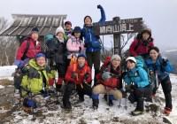 綿向山(1,110m)