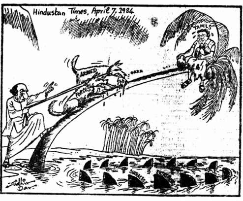 Jayawardene Cartoons: Birth Centenary Chuckles