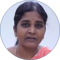 Haritha Pusarla round