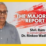 The Majority Report — Ram Ohri In Conversation With Rinkoo Wadhera