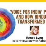 Renee Lynn in Conversation with Rahul Dewan   Voice For India