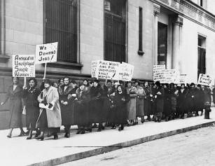 1933_Mujeres_desempleados