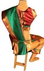 Bharatanatyam Chair Back