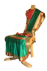 Bharatanatyam Chair Side