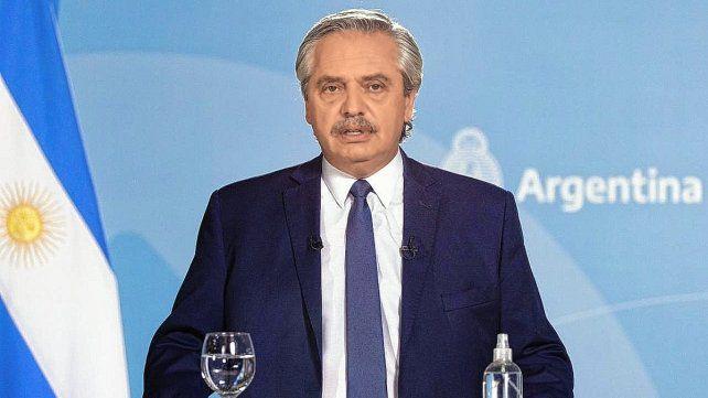 Una por una, las restricciones anunciadas por Alberto Fernández