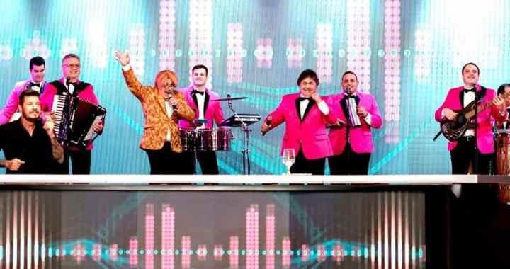 Los Palmeras le pusieron el broche de oro a la noche de humor de ShowMatch