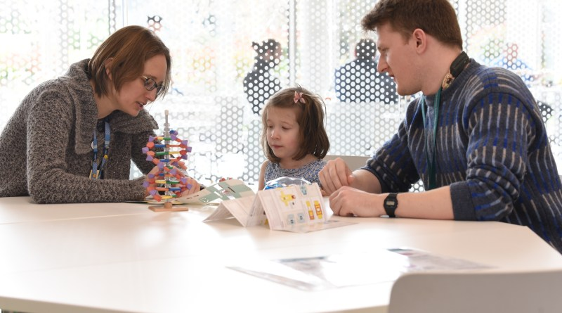 Inspiring prisoners and their families with genomics