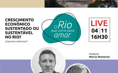 O Rio que corre para amar – live 03