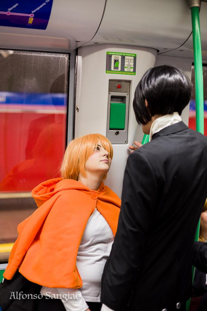 Fotos de los Cosplay de la edición de 2016 de Expocomic en el IFEMA de Madrid. Un divertido día donde miles de aficionados al Manga, ánime y videojuegos se reúnen para compartir su afición. Vestidos para la ocasión hubo un montón de Cosplay supercurrados, demostrando que ser Manga Fan implica superarse año a año