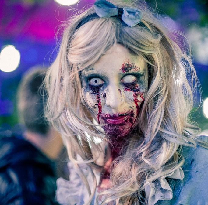 Zombie Walk Frankfurt 2015