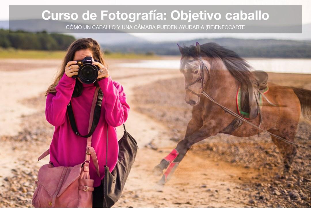 curso de fotografia coaching con caballos Galicia Coruña