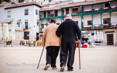 pareja chinchon madrid fotografo
