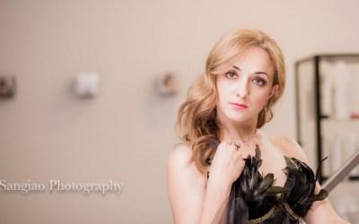 Fotos Boudoir con corset | Madrid | Sangiao fotógrafo