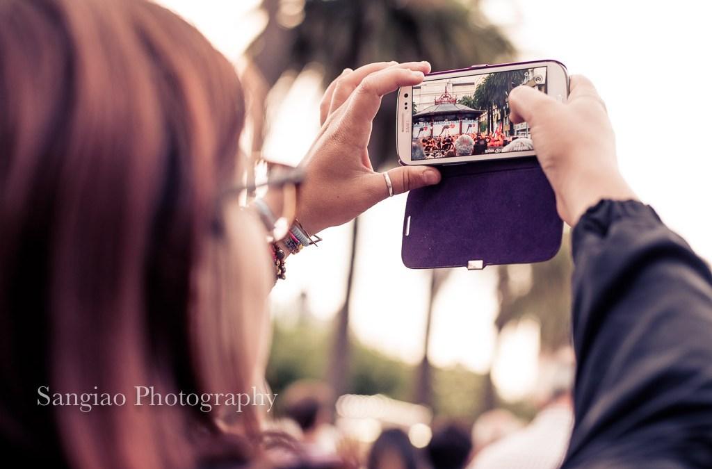 Curso: Taller de fotografía y edición con teléfono móvil