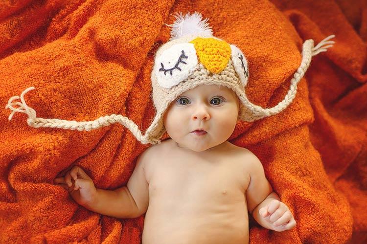 3 hónapos baba fejlődése