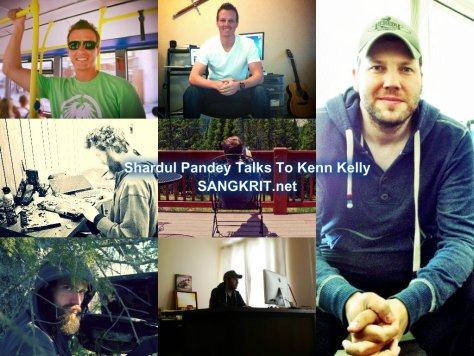 Shardul Pandey Talks To Kenn Kelly