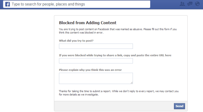 How To Unblock Your Website On Facebook ?