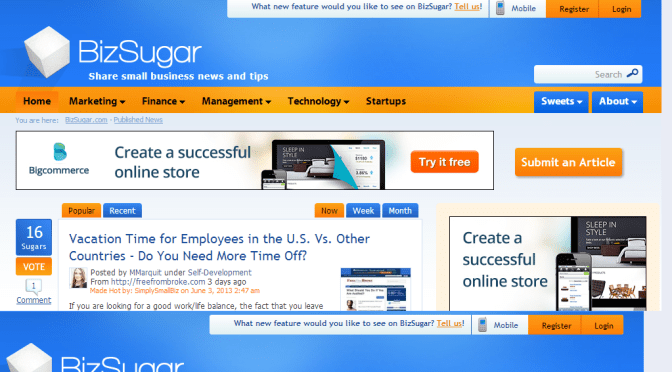 BizSugar.Com: Read & Share Small Business News, Tips And Drive More Traffic Towards Your Website