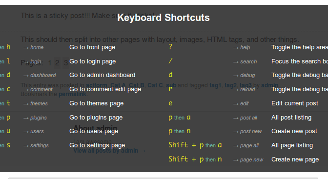 How To Enable Keyboard Navigation In WordPress ?