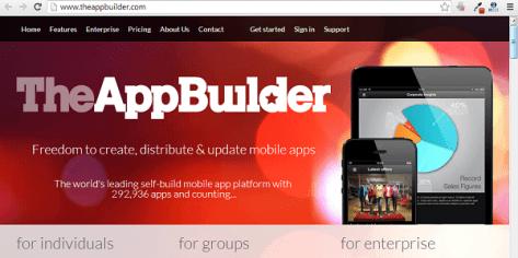 Mobile App Creator 1