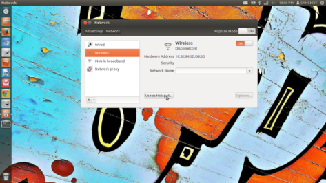 Turning Your Ubuntu Laptop Into A Wireless Router