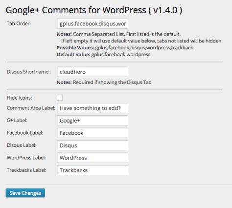 Enable Tabbed Layout For Social Media Comments In WordPress 2