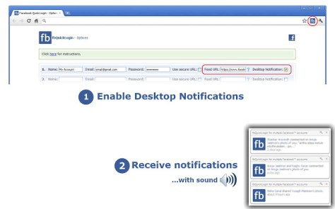 Quickly & Easily Manage Multiple Facebook Accounts On Google Chrome 2