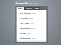 Top 3 Tabbed Widget Plugins For WordPress