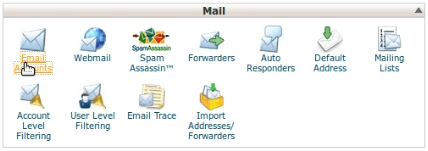 How To Create Email Accounts From cPanel? 1