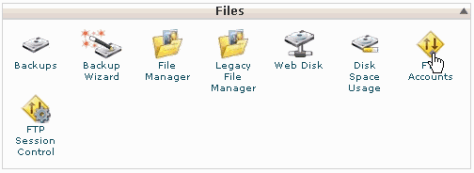 How To Create FTP Account From cPanel Hosting? 1