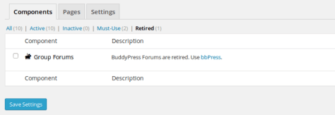 How To Set Up Forums In BuddyPresss? 1