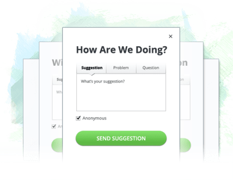 LoopTodo Feedback Button