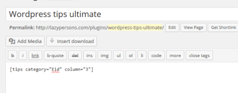 WordPress Tips Ultimate 1