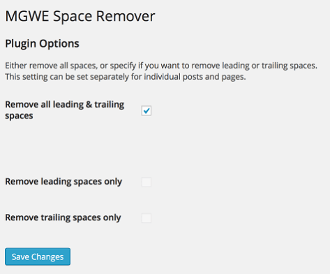 Space Remover 1
