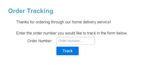 Order Tracking Plugin 2