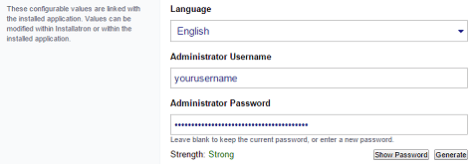 Reset WordPress password at SANGKRIT