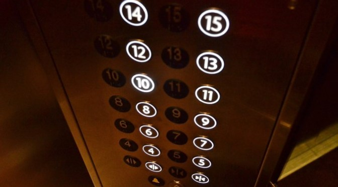 New Elevator Style Scroll To Top Button For WordPress