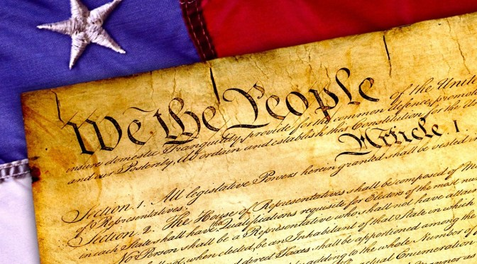 The Constitutional Process Must Prevail Over Everything Else