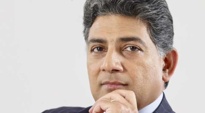 It Is Only Technology That Has All The Answers, Said Ravi Sharma